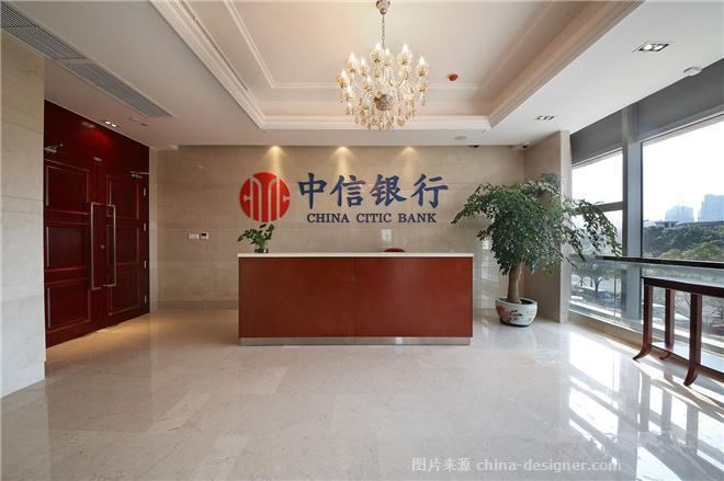 温州中信银行财富中心-郭淙淙的设计师家园-针对银行高端客户群体的会所式空间及服务体系。