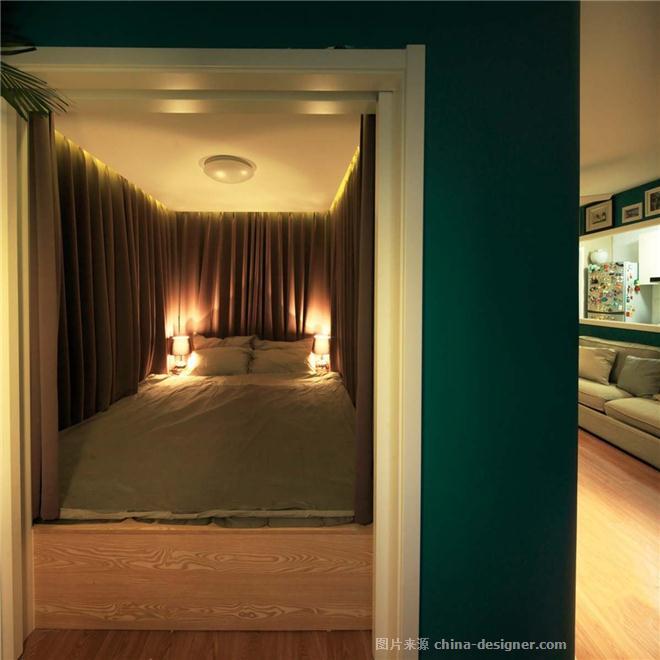 北京东管头回迁房样板间-王开方的设计师家园-住宅公寓样板间