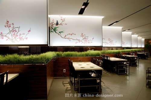 百年老妈火锅总店-刘世尧的设计师家园-火锅店