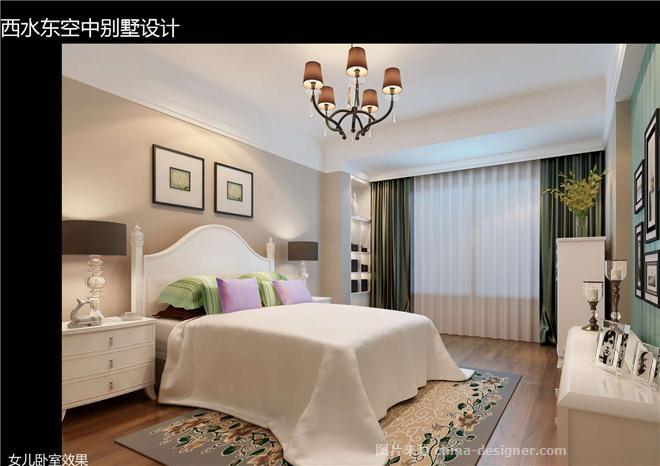 西水东-张进一的设计师家园-中式,别墅