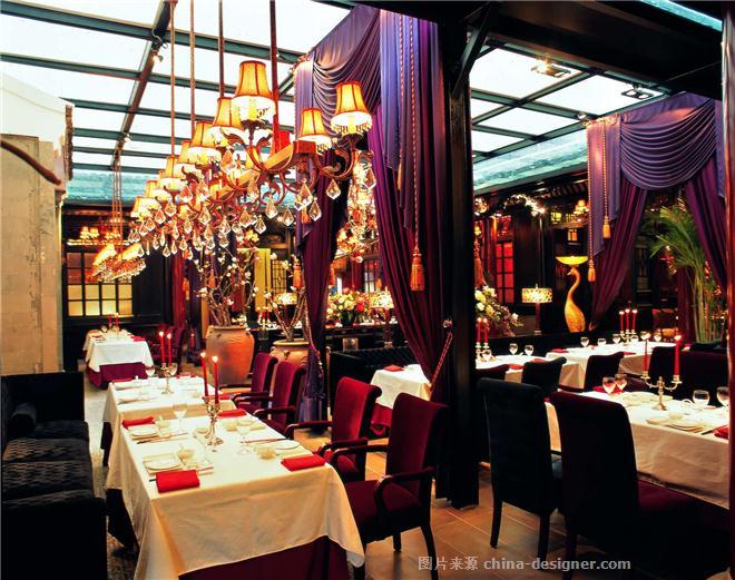 美宴摩登餐厅-万宏伟的设计师家园-中式,欧式,中餐厅/中餐馆