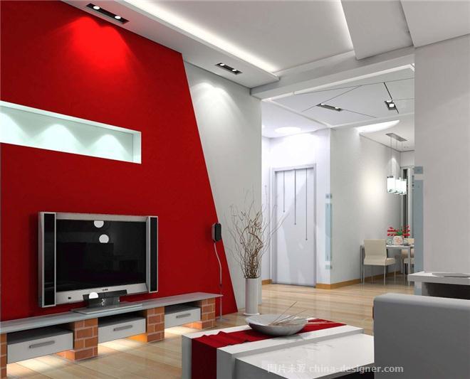 4万打造80后经典婚房-北京宜居装饰有限公司的设计师家园-小户型,一居