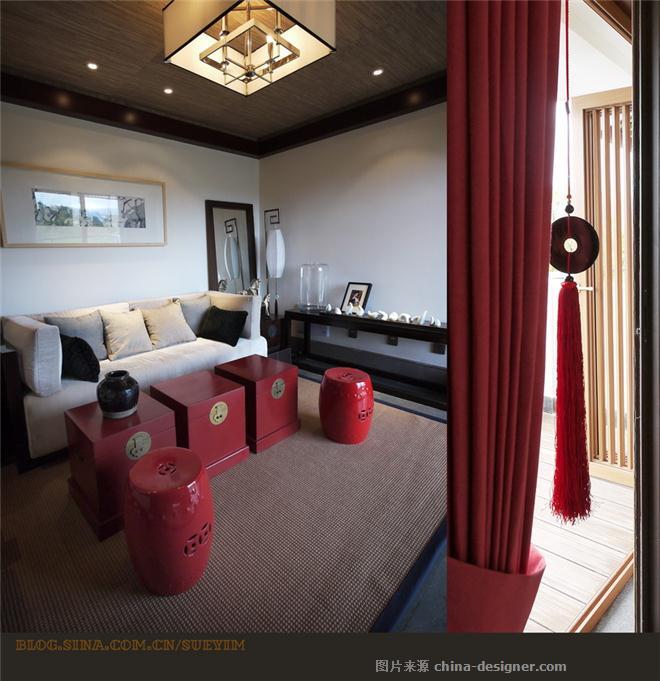 雪山语1-孙艳的设计师家园-中式,其他样板间
