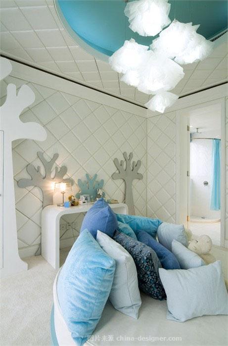 翡翠湖岸-王澜的设计师家园-青春,现代简约,欧式,联排别墅