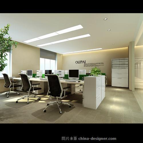 欧派总部办公楼-金建伟的设计师家园-办公楼