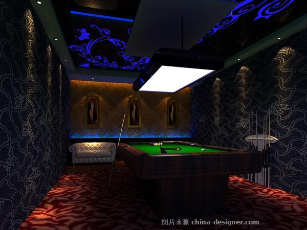 保龄球馆-张帝的设计师家园-现代,休闲会所