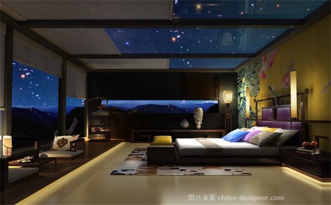 中国式优雅-俎树魁的设计师家园-新中式