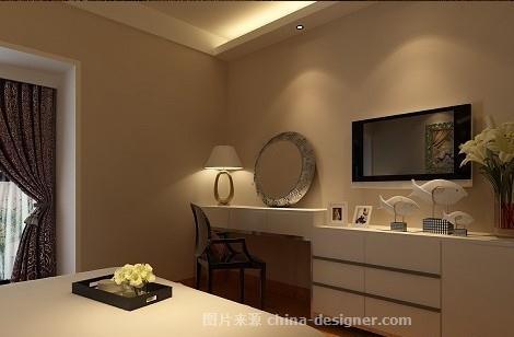 6万打造经典婚房-北京宜居装饰有限公司的设计师家园-三居