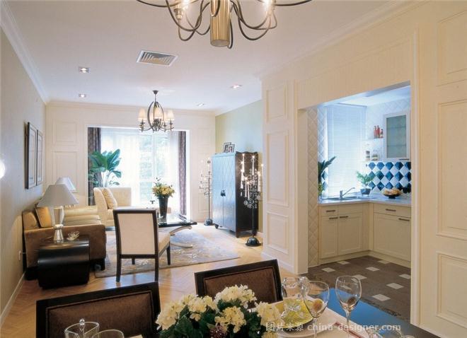 5万打造现代风格二手房-北京宜居装饰有限公司的设计师家园-5万打造现代风格二手房