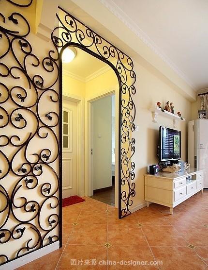 7万打造145平米婚房之居-北京宜居装饰有限公司的设计师家园-新古典主义,客厅,三居