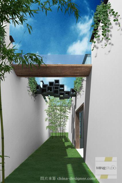 兰陵度假村会所-郝国良的设计师家园-度假村