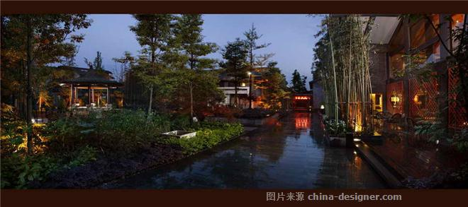 成都青城山上善��-周勇的�O���家�@-新中式,�排�e墅