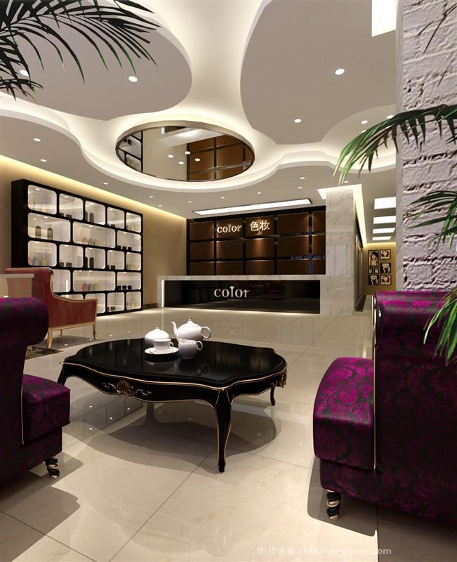 COLOR色妆-俎树魁的设计师家园-培训中心,美容