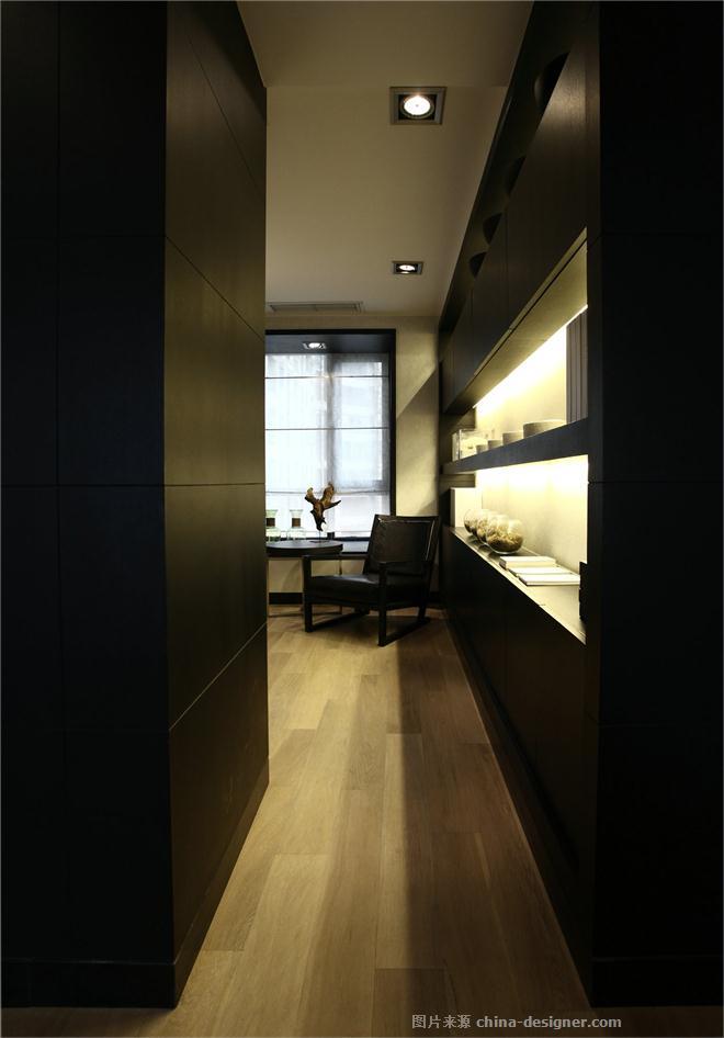 招商江湾城-王建的设计师家园-现代简约