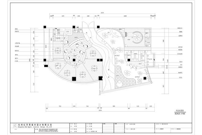 创艺宝贝早教中心-杭州红苹果室内设计装饰有限公司的设计师家园-现代图片