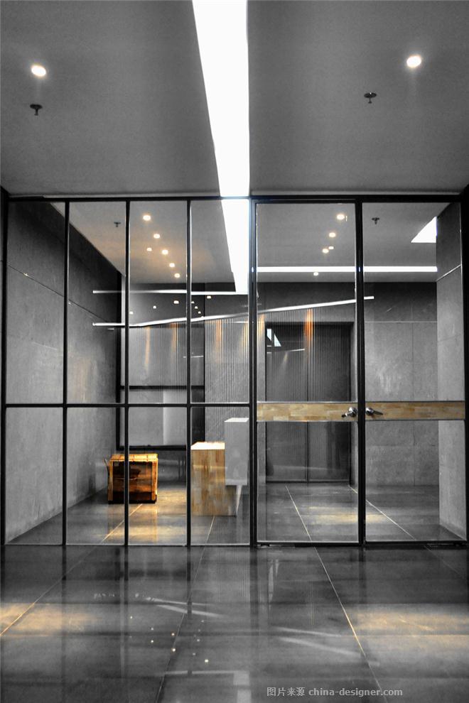 澳凯富汇办公空间-李凡的设计师家园-办公区