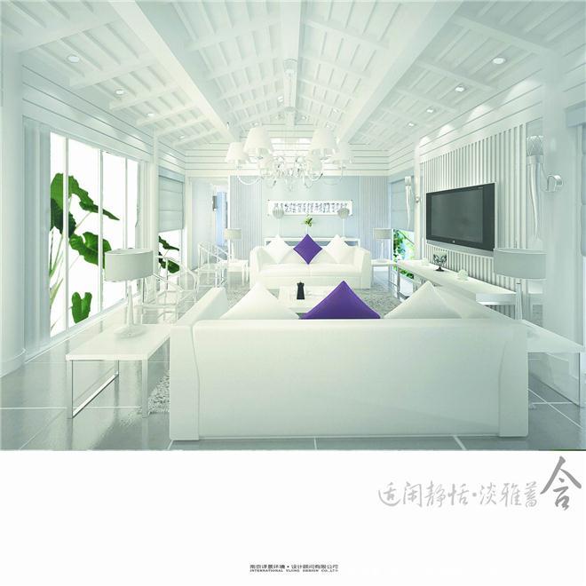 别墅-中式意向-蒋晓丽的设计师家园-独栋别墅
