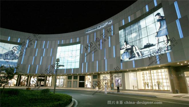 青岛海信广场-王轶昆的设计师家园-shoppingmall/购物中心