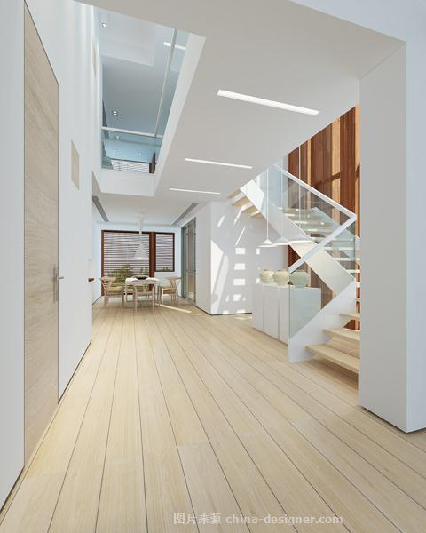保元泽第排屋-周伟的设计师家园-联排别墅