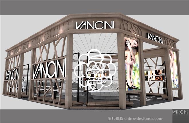 VANCINI女鞋展-张宁的设计师家园-现代简约,专卖店