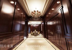 大连各区别墅案例-黄金程的设计师家园-美式,新中式,北欧风格,古典欧式,客厅,独栋别墅