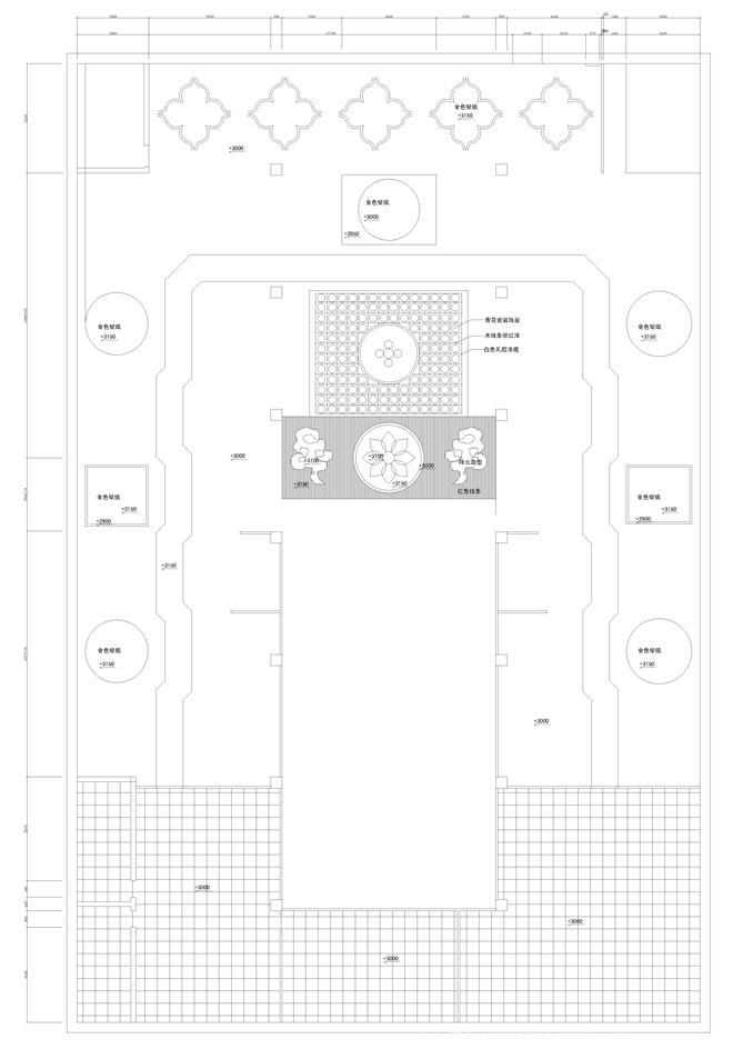 大户人家红木展厅-俎树魁的设计师家园-销售展厅,传统中式