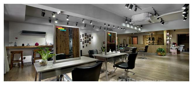 CC发型研修机构-顾碧波的设计师家园-现代简约,美发