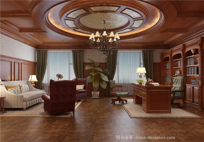 巨燕投资大厦-斯图加特公司的设计师家园-办公楼,现代欧式