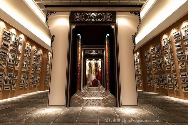 108展览馆-王顺扬的设计师家园-新中式,展览馆,画廊
