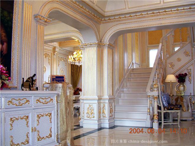 北京自建别墅-李岩杰的设计师家园-古典欧式,独栋别墅