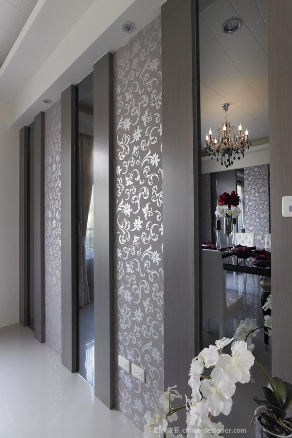 简约风格-武鹏的设计师家园-现代简约,餐厅,客厅,三居