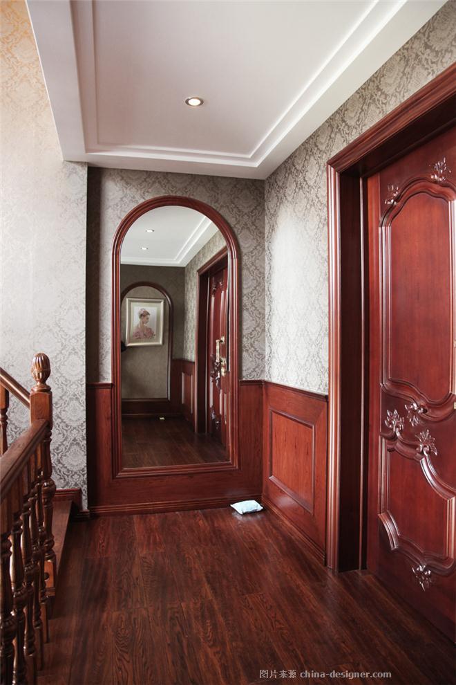 象山别墅-徐波的设计师家园-古典欧式,独栋别墅