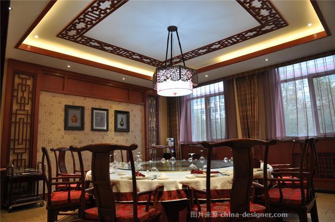 石药集团会所-田雪飞的设计师家园-民族特色餐馆