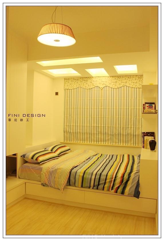 紫郡小区-徐波的设计师家园-现代简约,三居