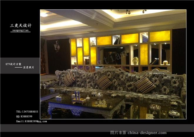 商务会所-刘冠彬的设计师家园-新古典主义,娱乐会所
