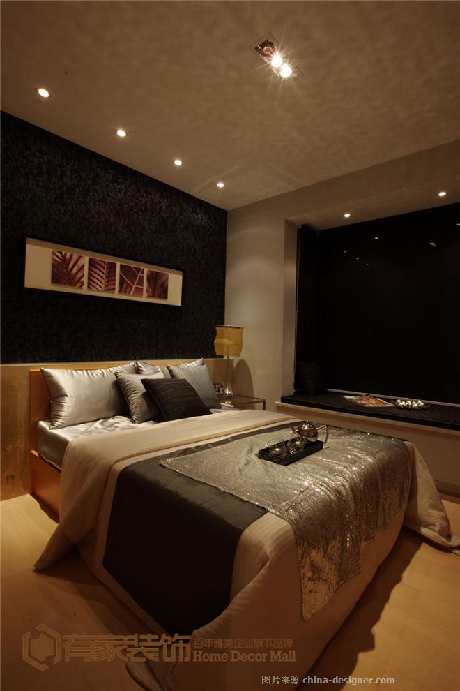 有家装饰・三木家天下-福州有家装饰工程有限公司的设计师家园-现代简约,三居