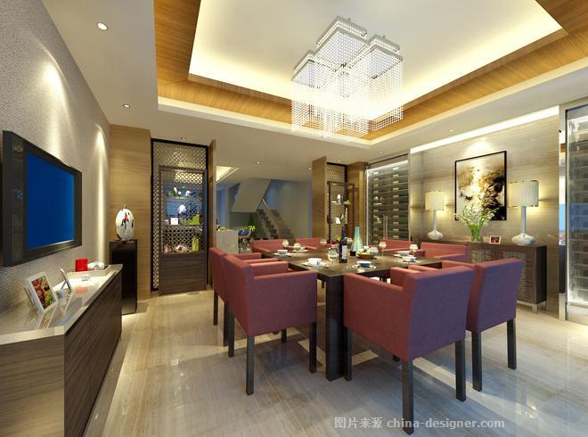 某集团董事长别墅雅居-许洪的设计师家园-四居及以上