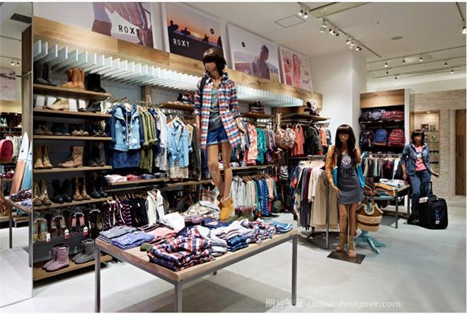 Quicksilver概念设计-宁泽的设计师家园-现代简约,专卖店,服装店