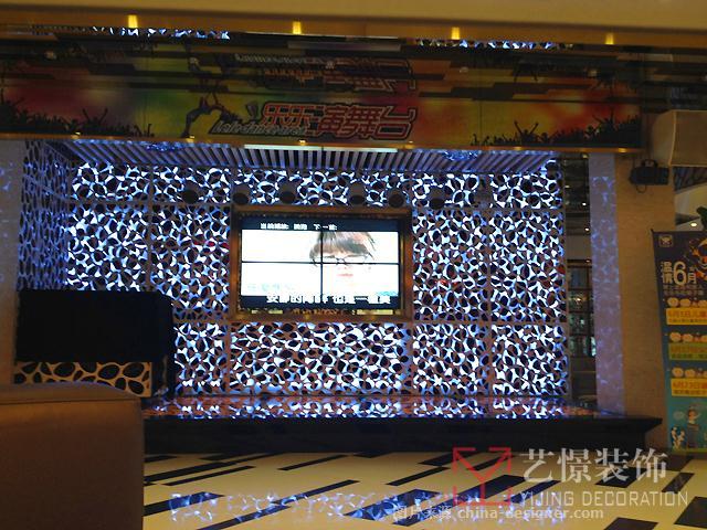 焦作乐乐KTV娱乐会所装修设计案例-上海建筑装饰设计有限公司郑州分公司的设计师家园-现代简约,ktv,娱乐会所