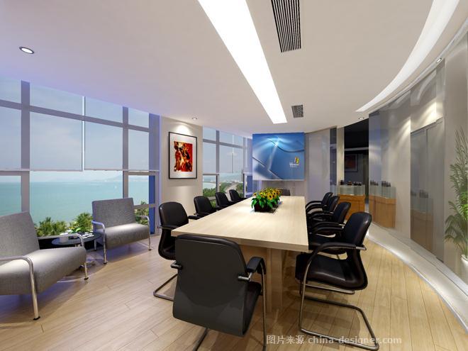 海口华磊建筑设计院办公室室内设计-海南原语设计咨询有限公司的设计师家园-会议室,接待区,办公区,办公室