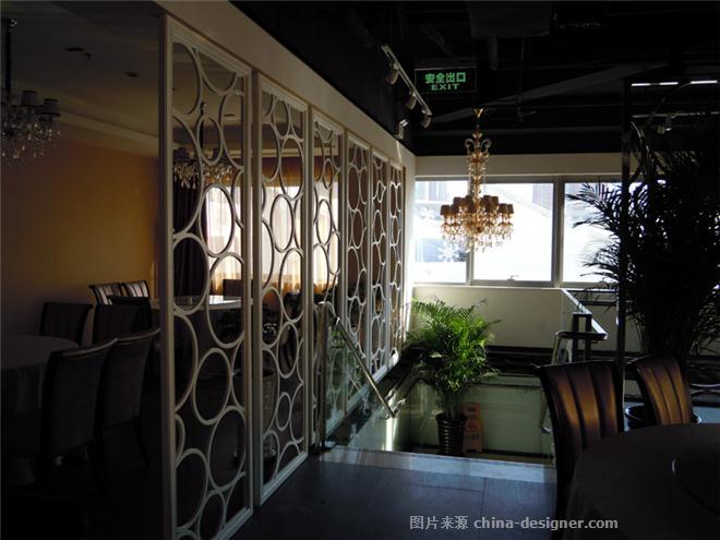 北京水凌轩餐厅-师国强的设计师家园-现代简约,中餐厅/中餐馆