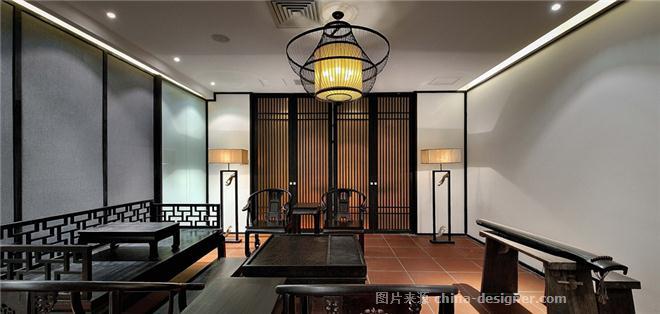 【鼓山半岩茶】-高雄的设计师家园-新中式,茶室/茶馆/茶社