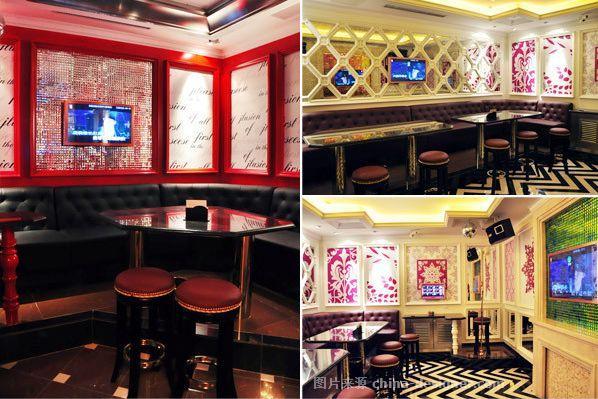 郑州乐界纯K装修设计案例-上海建筑装饰设计有限公司郑州分公司的设计师家园-娱乐会所,ktv