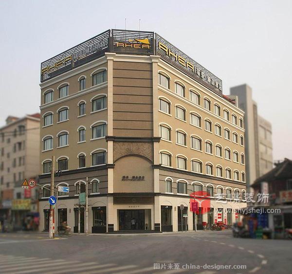 上海瑞亚臻品酒店装修设计案例-上海建筑装饰设计有限公司郑州分公司的设计师家园-现代简约,商务酒店