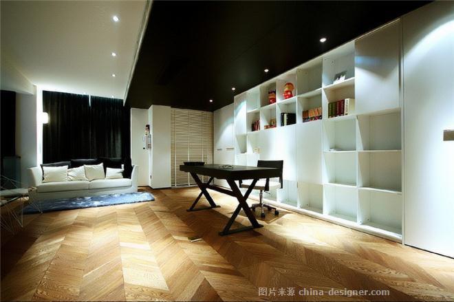 温州江锦家园住宅设计 城市边缘-宋毅的设计师家园-现代简约