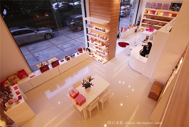 温州花田喜铺-宋毅的设计师家园-现代简约,专卖店