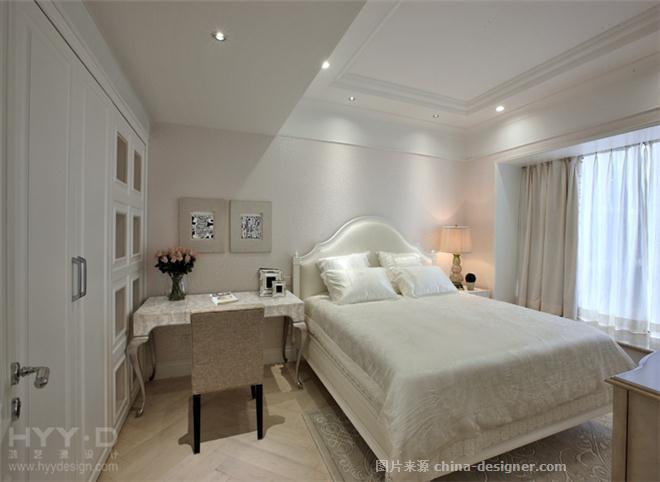 【郑鸿设计师】唯爱简白--中信红树湾大宅-郑鸿的设计师家园-现代欧式,独栋别墅