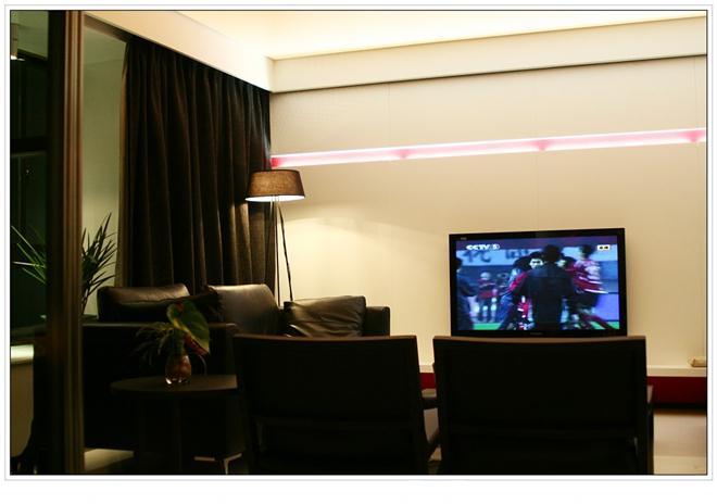 温州名豪园家居设计----一抹红-宋毅的设计师家园-现代简约