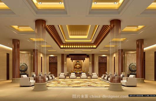 三亚南山寺接待中心-李阳的设计师家园-招待所