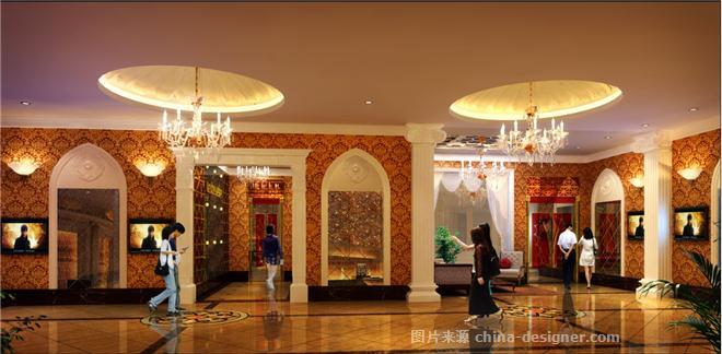 皇家国际-四川昂渤装饰设计有限公司的设计师家园-现代欧式,娱乐会所